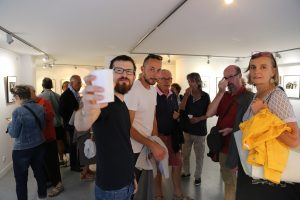 Exposition Rajasthan - Roger Coutin - Vernissage 2